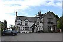 """SK1971 : """"The Crispin"""" public house in Great Longstone by Neil Theasby"""