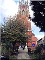 TL1860 : St Neots United Reformed Church by Paul Gillett