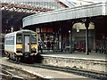 ST5972 : Railway Station, Bristol Temple Meads by Dave Hitchborne