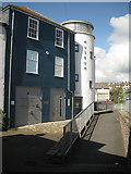 SX9473 : Teignmouth Museum, French Street by Robin Stott