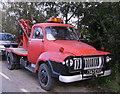 "SN1731 : Bedford ""J"" type breakdown truck by chris whitehouse"