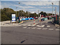 SD8801 : Reliance Street Household Waste and Recycling Centre, Newton Heath by David Dixon