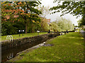 SD8700 : Rochdale Canal, Ten Acres Lock by David Dixon