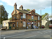 TQ1289 : The King George IV, Pinner by Robin Webster