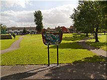 SJ8599 : Victoria Mill Park, Miles Platting by David Dixon