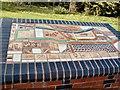 SK5119 : Millennium Mosaic by Gerald England