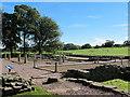NY6166 : Birdoswald (Banna) Roman fort by Mike Quinn