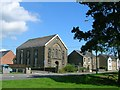 SS5996 : Tabernacle Welsh Independent chapel, Gorwydd Rd, Gowerton by Simon Mortimer