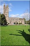 ST6390 : Thornbury church by Philip Halling