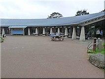 SM7525 : Pembrokeshire National Park Visitor Centre by Oliver Dixon