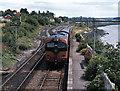 W7773 : Train at Cobh Junction (Glounthaune) - 1 by The Carlisle Kid