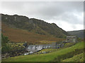 NY5113 : Dam on Swindale Beck near Truss Gap by Karl and Ali