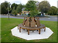 TF0738 : Jubilee seat by Bob Harvey
