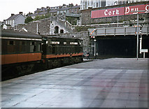 W6872 : Cork (Kent) station 1971 - 5 by The Carlisle Kid