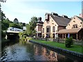 SO8275 : The Watermill pub, Kidderminster by Christine Johnstone