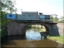 SO8277 : Limekiln Bridge, no 17 on the Staffs and Worcs canal by Christine Johnstone