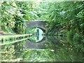 SO8379 : Wolverley Forge bridge by Christine Johnstone