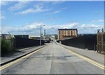 NT2472 : Fountainbridge from Viewforth by kim traynor