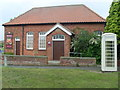 TA1934 : Former Methodist Chapel, Sproatley by David Hillas