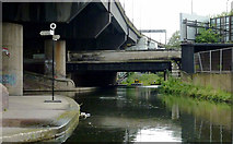 SP0990 : Salford Junction, Birmingham by Roger  Kidd