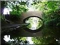SO8785 : Newtown Bridge by Christine Johnstone