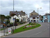 SM9537 : West Street, Fishguard by Oliver Dixon