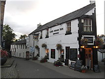 NY2623 : Lake Road Inn in Keswick by Brian Balfe