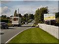 SJ8781 : Lees Lane, Mottram St Andrew by David Dixon