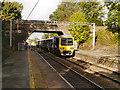 SJ9180 : Class 323 EMU approaching  Adlington Station by David Dixon