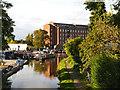 SJ9273 : Macclesfield Canal by David Dixon