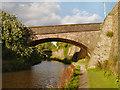 SJ9272 : Macclesfield Canal, Verdon's/Barnshaw Bridge by David Dixon