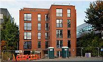 J3674 : New apartments, east  Belfast (2-5) by Albert Bridge