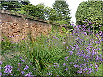ST2885 : Walled garden, Tredegar House, Newport by Ruth Sharville