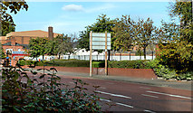 J3375 : Frederick Street car park, Belfast (5) by Albert Bridge