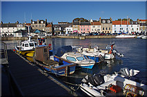 NO5603 : Anstruther harbour by Ian Taylor
