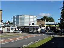 TQ1185 : South Ruislip station by Robin Webster
