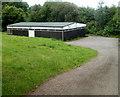 SO3205 : Goytre Scout & Guide Hut, Penperlleni by Jaggery