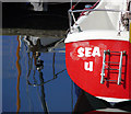 J5081 : Yacht 'Sea U' at Bangor by Rossographer