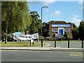 TQ1686 : Saint Cuthbert's church hall by Robin Webster