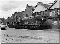 W6872 : Cork City railway 1975 - 13 by The Carlisle Kid