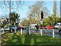 TQ3373 : Crossroads, Dulwich by Robin Webster
