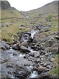 NY3614 : Nethermostcove  Beck  comes  rushing  down by Martin Dawes