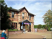NS3881 : Visit Scotland Information Centre, Balloch by Rose and Trev Clough