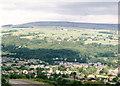 SE1347 : View over Ben Rhydding, Ilkley by Sheena Pawson