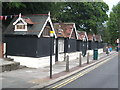 TQ4274 : Public conveniences in Well Hall Road Eltham by Rod Allday