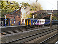 SJ8892 : Super Sprinter DMU at Heaton Chapel by David Dixon