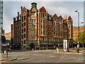 SJ8498 : Joshua Hoyle's Warehouse, Piccadilly by David Dixon