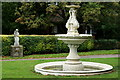 TQ2475 : Fountain at Fulham, London by Peter Trimming