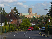 SU9849 : Curling Vale, Guildford by Alan Hunt