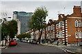 TQ2577 : Tamworth Street, Fulham, London by Peter Trimming